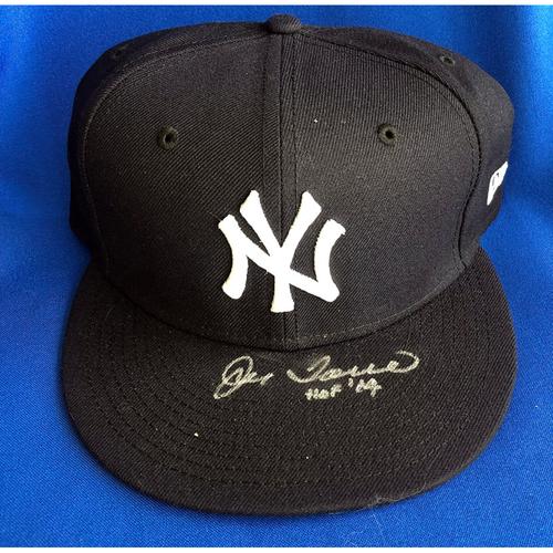Photo of UMPS CARE AUCTION: Joe Torre Signed Yankees Cap, 7 1/2