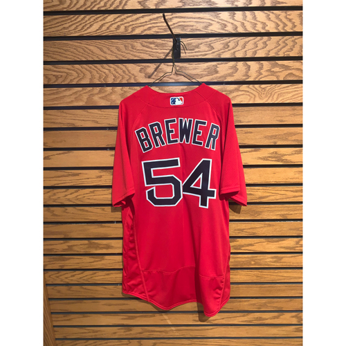 Photo of Corey Brewer Team Issued 2021 Spring Training Jersey