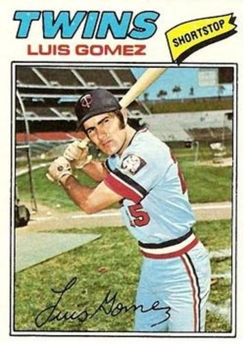 Photo of 1977 Topps #13 Luis Gomez RC
