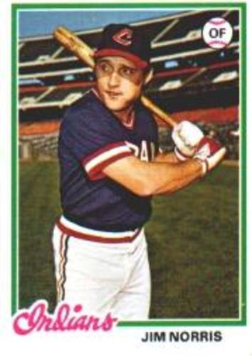 Photo of 1978 Topps #484 Jim Norris RC