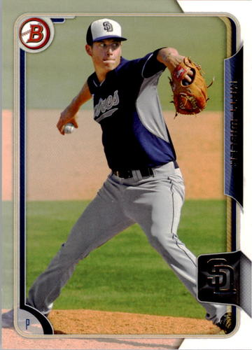 Photo of 2015 Bowman Prospects #BP83 Matt Wisler