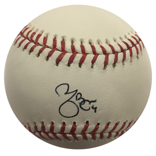 Photo of Cardinals Authentics: St. Louis Cardinals Yadier Molina Autographed Baseball