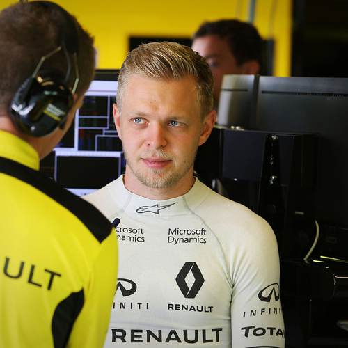 Photo of Kevin Magnussen 2016 Race Spare Nomex - Renault F1 Team