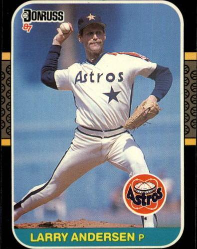 Photo of 1987 Donruss #640 Larry Andersen