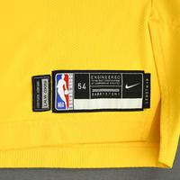 Anthony Davis - Los Angeles Lakers - NBA China Games - Game-Worn Icon Edition Jersey - Worn 2 Games - 2019-20 NBA Season