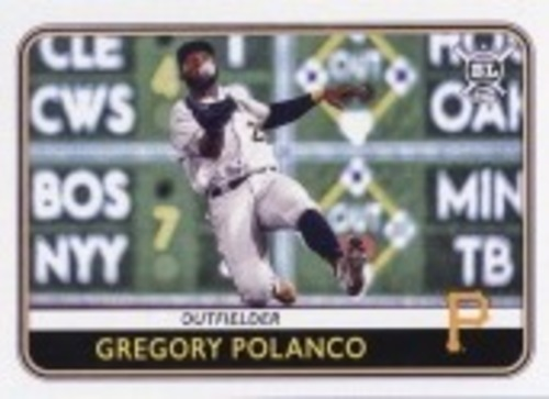 Photo of 2020 Topps Big League #224 Gregory Polanco