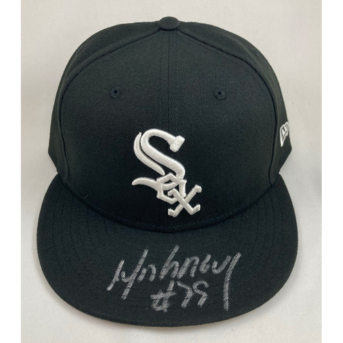 Photo of Jose Abreu Autographed Cap