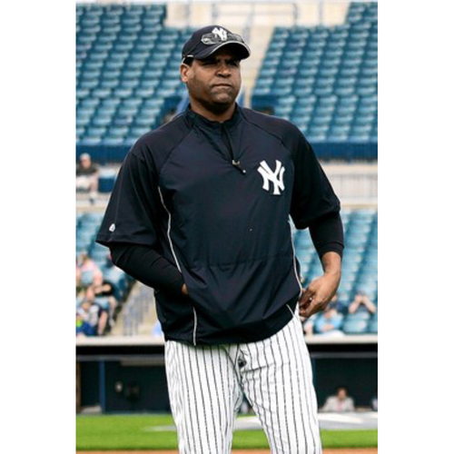 Photo of LOT #109: Memorable Moment: New York Yankees Bullpen Coach Mike Harkey Personalized Special Recorded Video Message