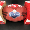 NFL - Patriots Christian Barmore Signed Authentic Football with 2021 Draft Logo