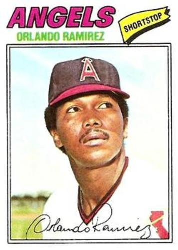 Photo of 1977 Topps #131 Orlando Ramirez RC
