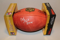 CHIEFS - DEE FORD SIGNED AUTHENTIC FOOTBALL