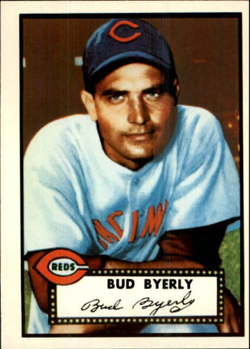 Photo of 1983 Topps 1952 Reprint #161 Bud Byerly