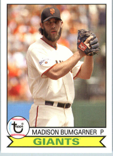 Photo of 2016 Topps Archives #119 Madison Bumgarner