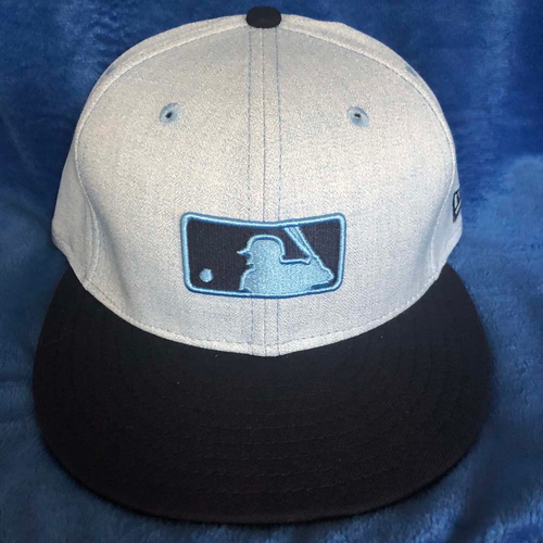 Photo of UMPS CARE AUCTION: MLB Specialty Father's Day Umpire Cap, Size 7 1/8