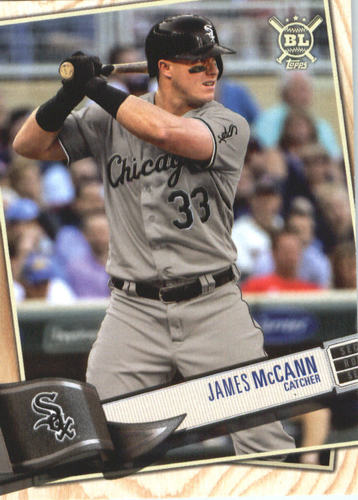 Photo of 2019 Topps Big League #113 James McCann