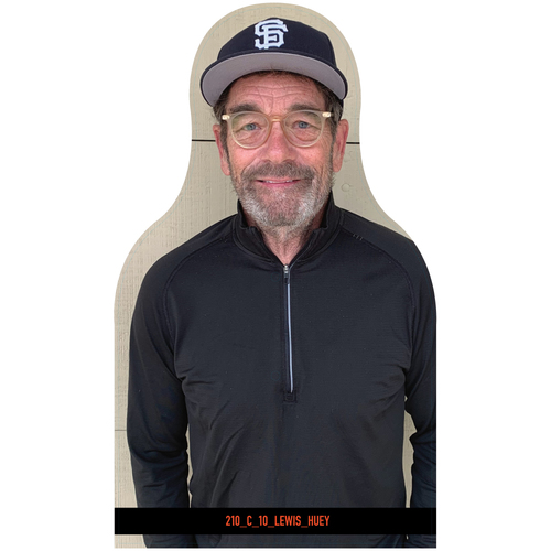 Photo of Giants Community Fund: Giants Huey Lewis Cutout