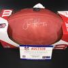 NFL - Patriots Don'ta Hightower Signed Authentic Football W/ 100 Seasons Logo