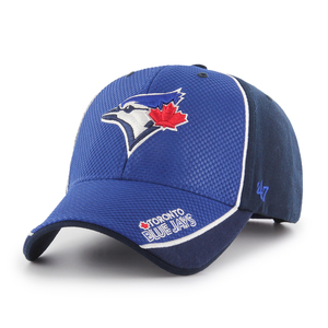 Toronto Blue Jays Kobuk MVP Adjustable Cap Navy by '47 Brand