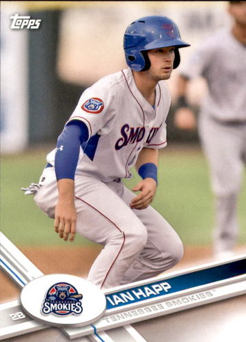 Photo of 2017 Topps Pro Debut #24 Ian Happ