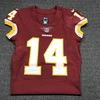 STS - Redskins Ryan Grant game worn Redskins jersey (November 12, 2017) Size 40