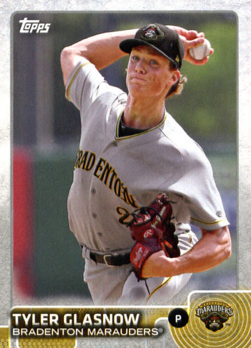 Photo of 2015 Topps Pro Debut #142 Tyler Glasnow