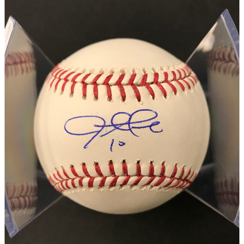 Photo of Los Angeles Dodgers Foundation Online Auction: Justin Turner Autographed Baseball