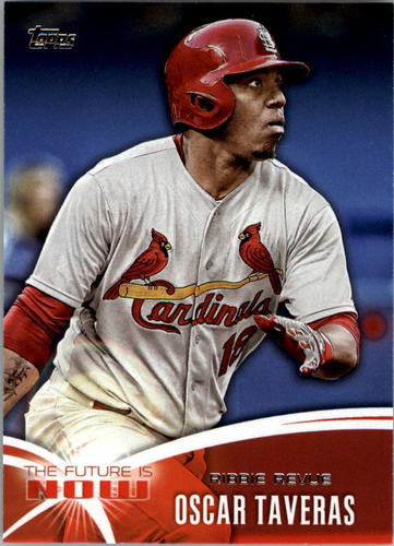 Photo of 2014 Topps The Future is Now #FNOT3 Oscar Taveras UPD