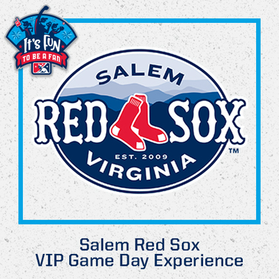 2021 Salem Red Sox VIP Game Day Experience