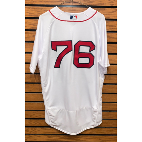 Photo of Hector Velazquez Team Issued 2020 Home Jersey