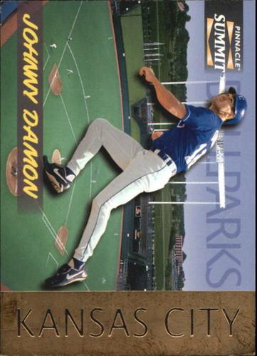 Photo of 1996 Summit Ballparks #12 Johnny Damon
