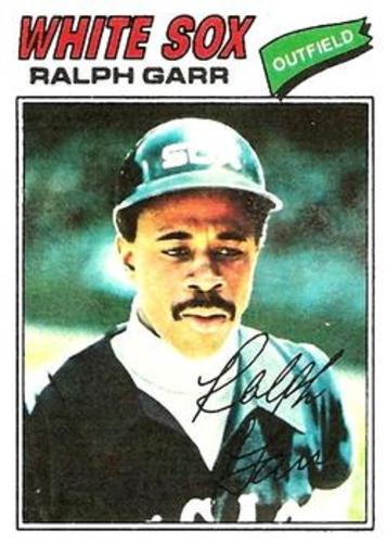 Photo of 1977 Topps #133 Ralph Garr