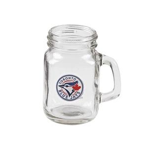 Toronto Blue Jays Mini Mason Jar Shot Glass by Mustang