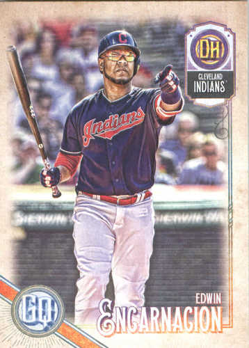 Photo of 2018 Topps Gypsy Queen #259 Edwin Encarnacion