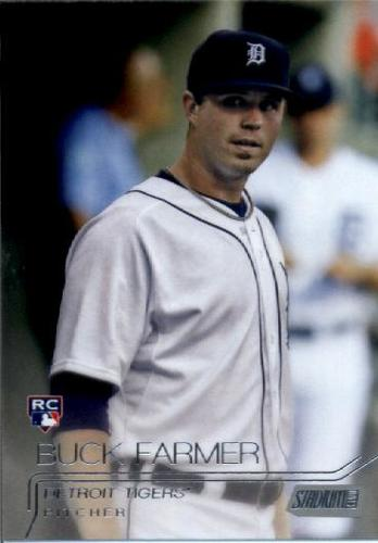 Photo of 2015 Stadium Club #113 Buck Farmer RC