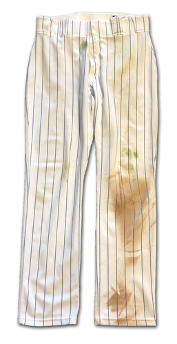 Photo of David Bote Team-Issued Pants -- 2019 Season