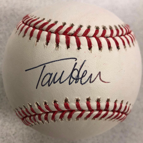 Photo of Cardinals Authentics: St. Louis Cardinals Tommy Herr Autographed Baseball
