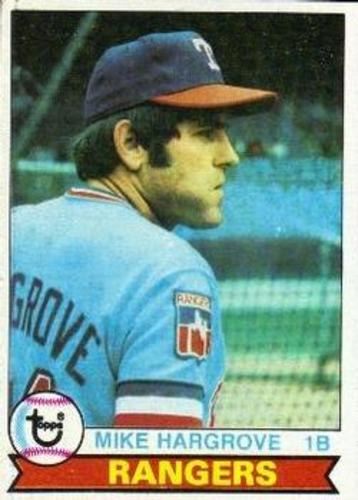 Photo of 1979 Topps #591 Mike Hargrove