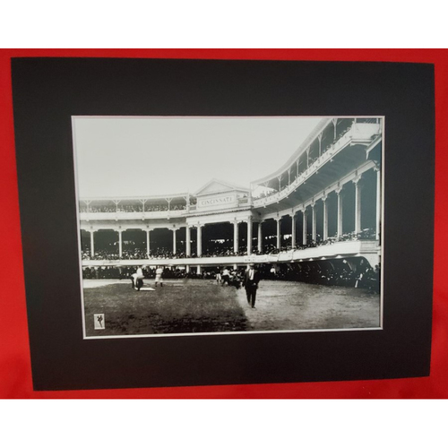 Photo of Matted Palace of the Fans - 11x14