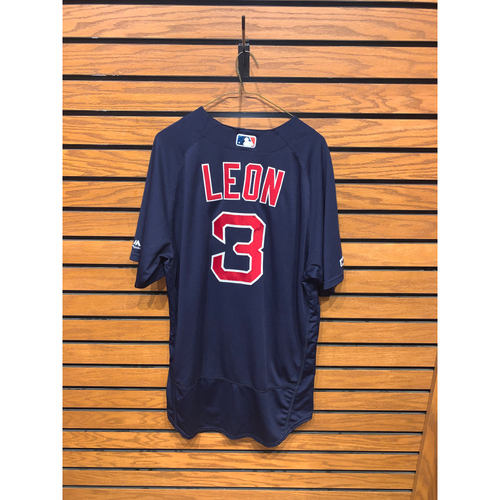 Photo of Sandy Leon Team Issued 2019 Road Alternate Jersey