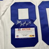 NFL - Seahawks Steve Largent Signed Mitchell and Ness Jersey Size 3XL