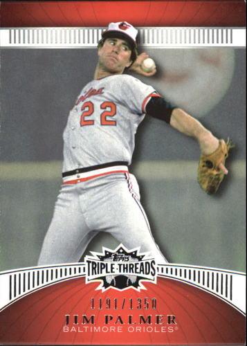 Photo of 2010 Topps Triple Threads #64 Jim Palmer