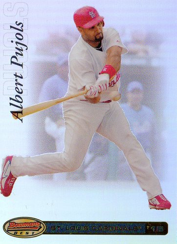 Photo of 2007 Bowman's Best #31a Albert Pujols