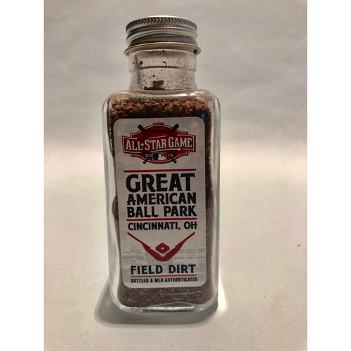 Photo of 2015 All-Star Game: Game-Used Dirt Jar