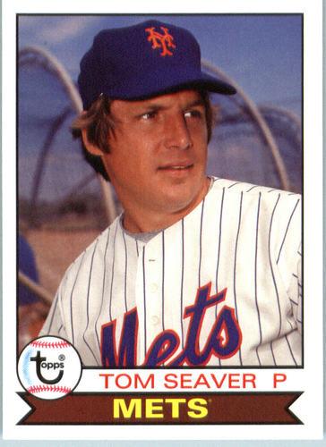 Photo of 2016 Topps Archives #130 Tom Seaver