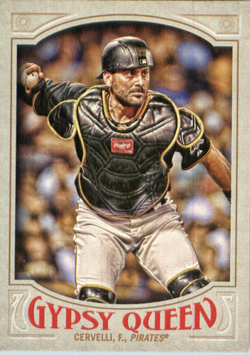 Photo of 2016 Topps Gypsy Queen #233 Francisco Cervelli