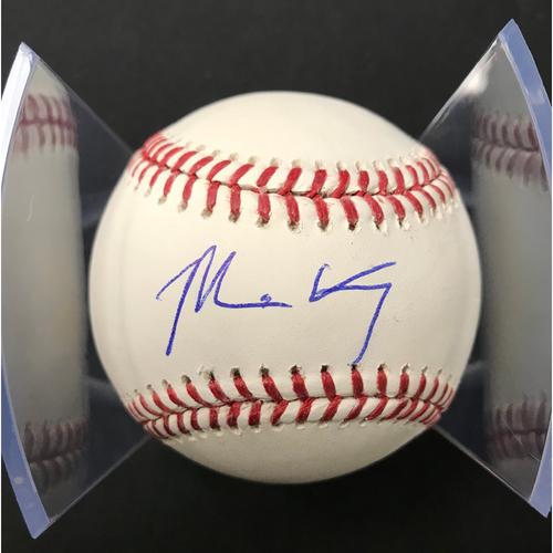 Photo of Los Angeles Dodgers Foundation Online Auction: Matt Kemp Autographed Baseball