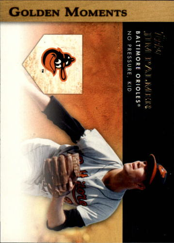 Photo of 2012 Topps Golden Moments Series 2 #GM27 Jim Palmer