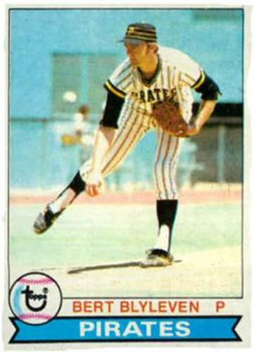 Photo of 1979 Topps #308 Bert Blyleven