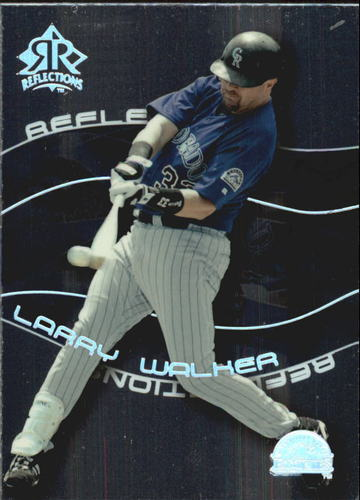 Photo of 2004 Reflections #62 Larry Walker