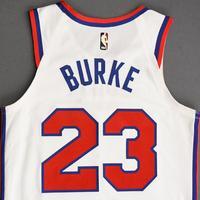 Trey Burke - Philadelphia 76ers - Game-Worn Classic Edition 1970-71 Home Jersey - 2019-20 Season